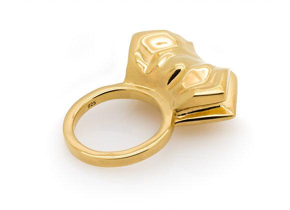 MAUNA x GOLD ring